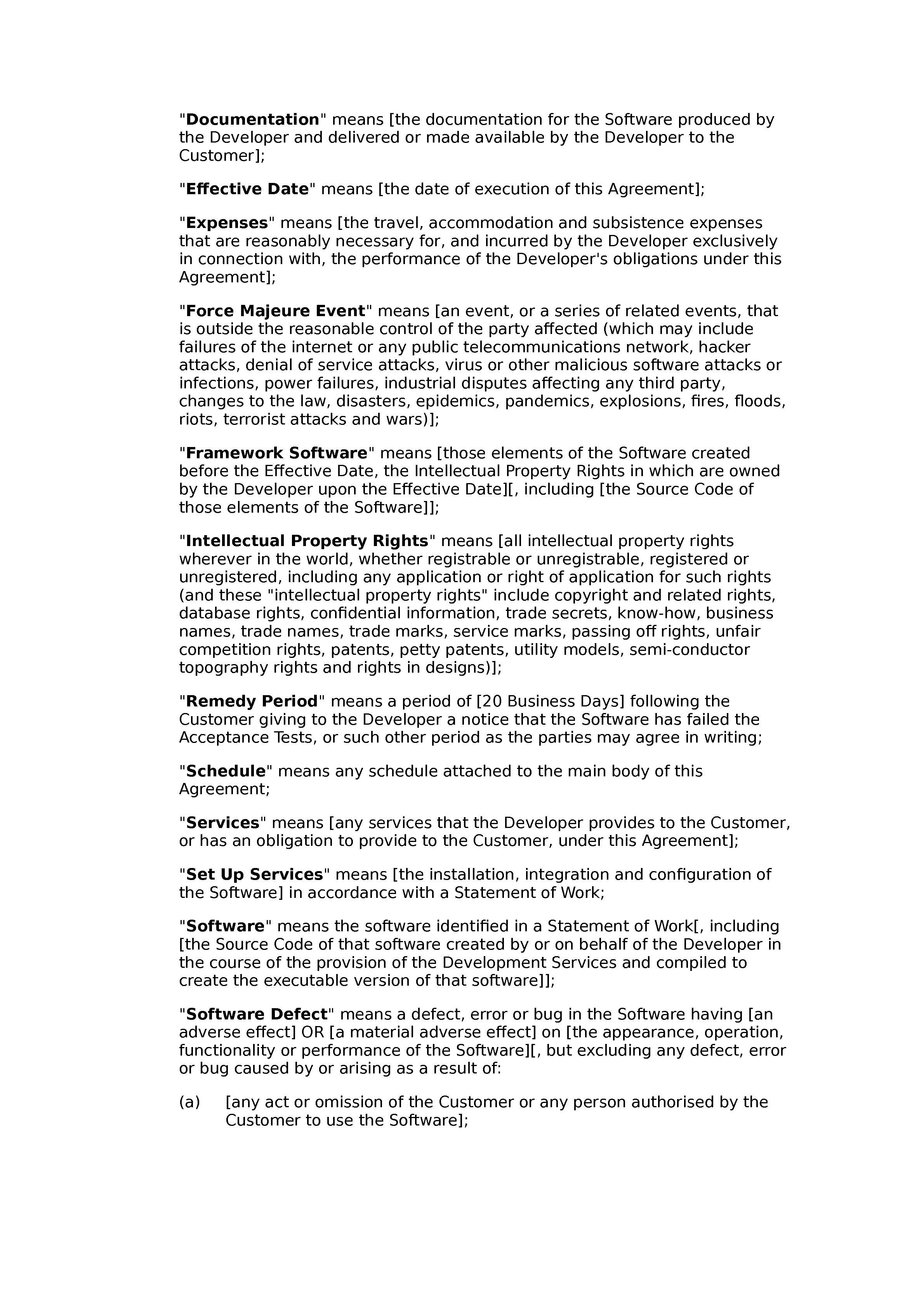dating framework documentation